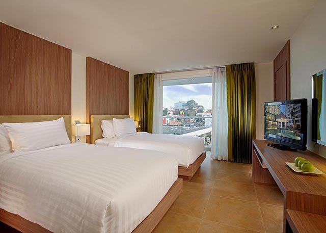 номер отеля Centara Pattaya Hotel