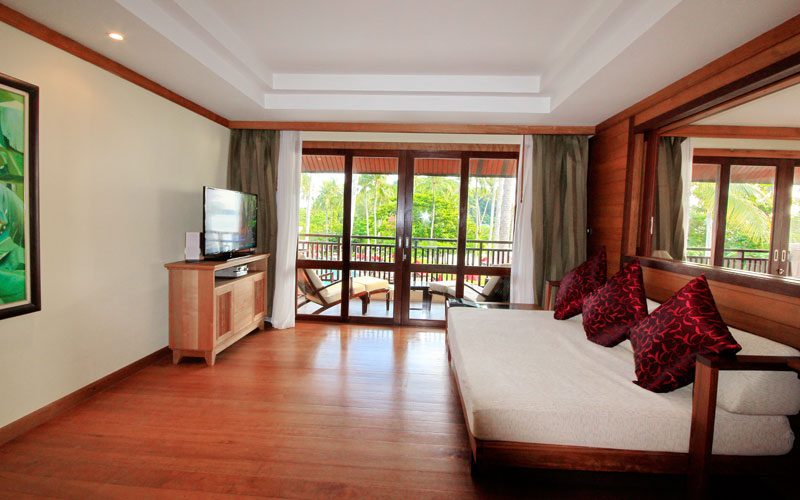номер отеля Emerald Cove Koh Chang