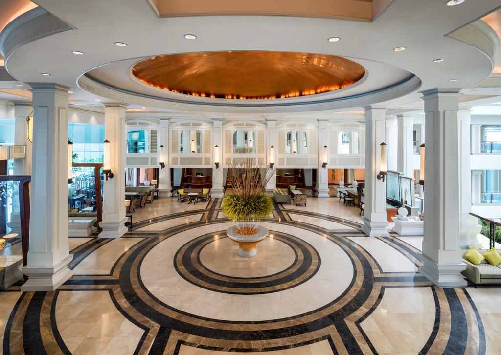 корпус отеля Dusit Thani Pattaya