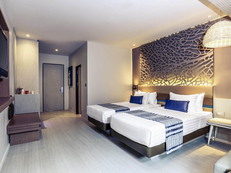 номер отеля Mercure Koh Chang Hideaway