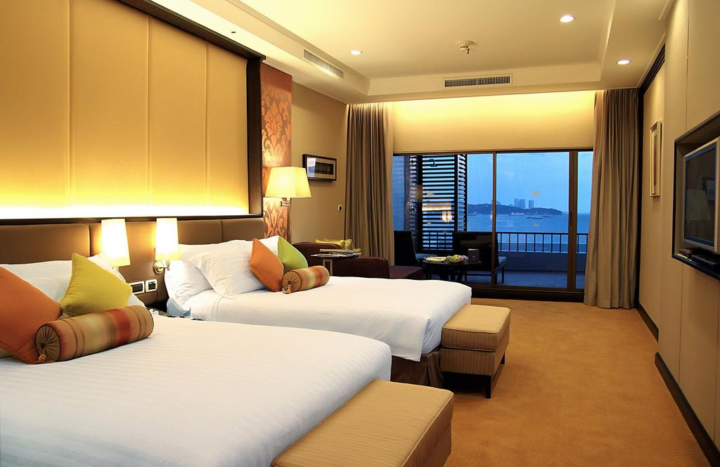 номер отеля Dusit Thani Pattaya