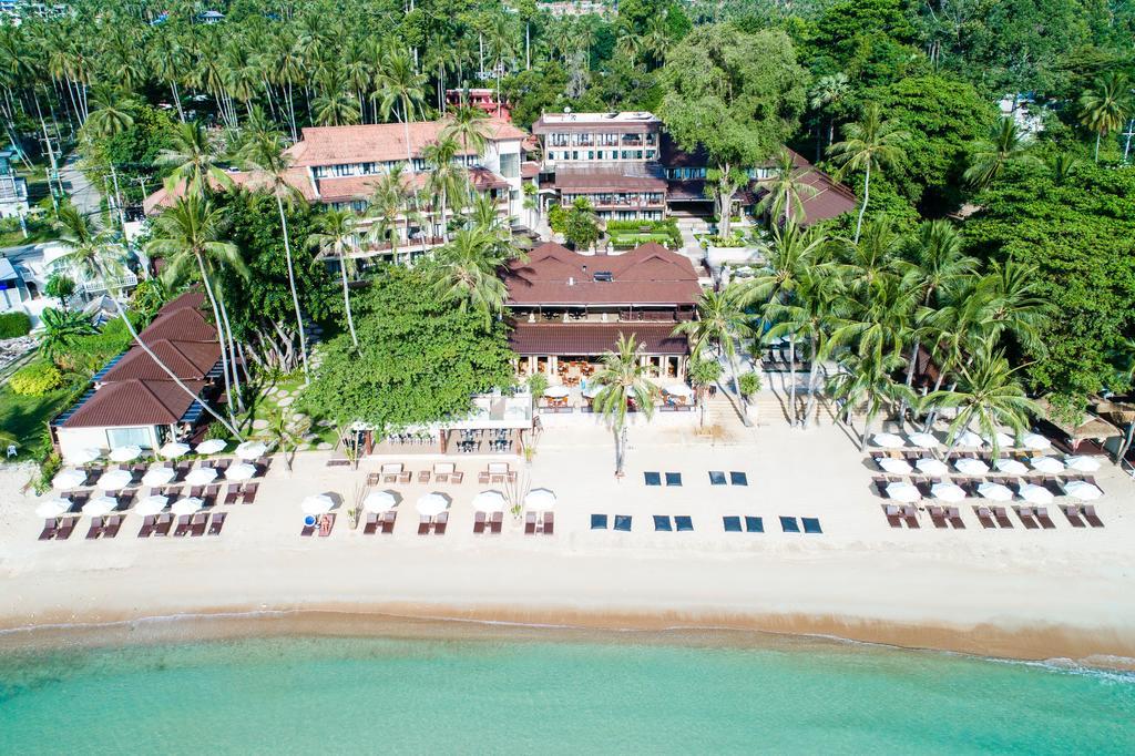 пляж отеля Impiana Resort Chaweng Noi
