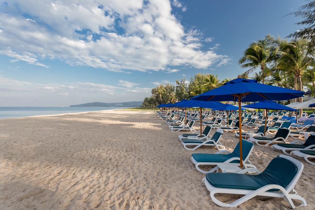 пляж отеля Angsana Laguna Phuket (Ex. Sheraton Grande Laguna)