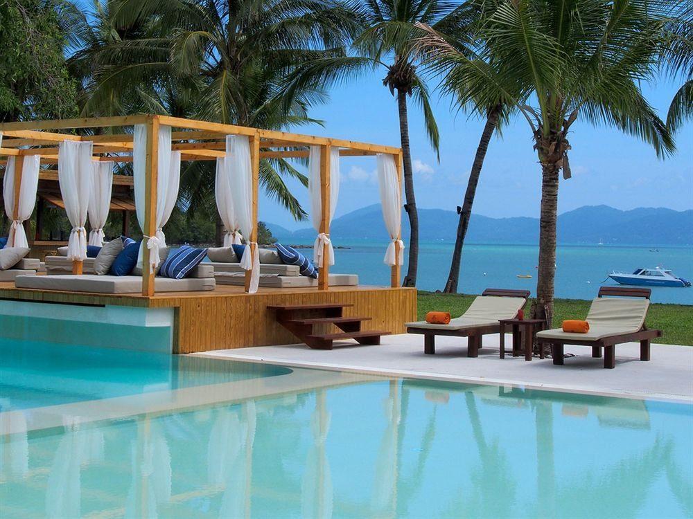 бассейн отеля Samui Palm Beach Resort