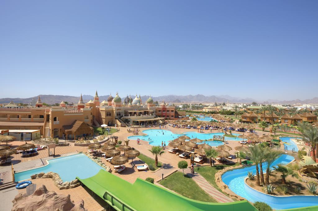 территория отеля lbatros Aqua Blu Resort Sharm El Sheikh