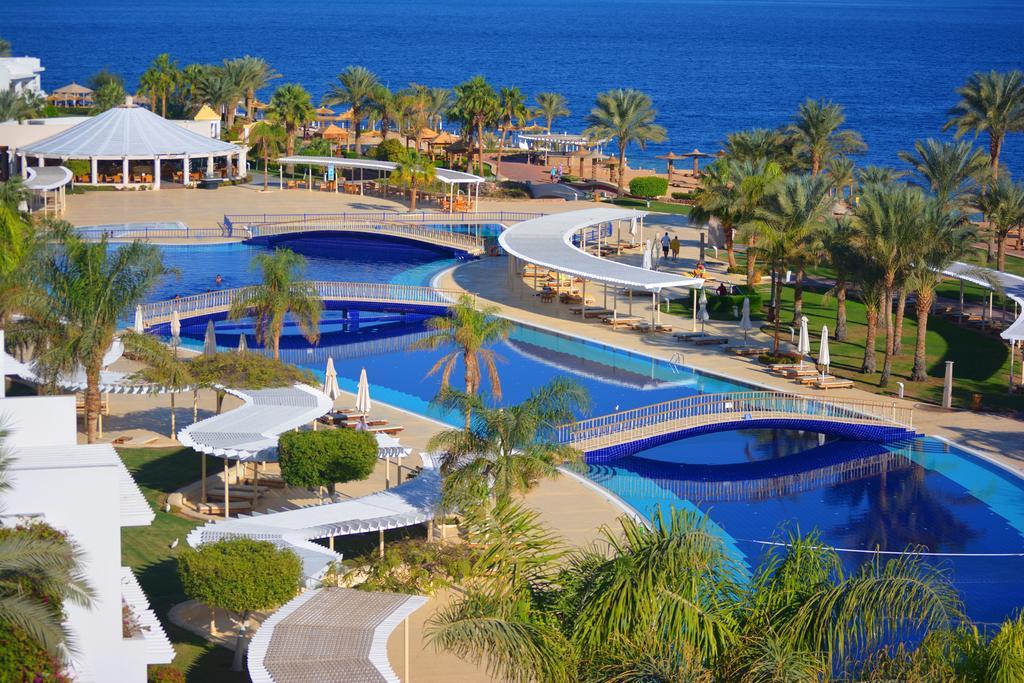 территория отеля Monte Carlo Sharm Resort & SPA