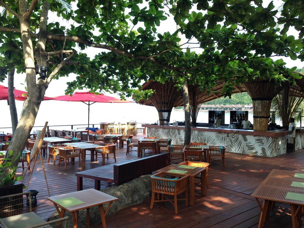 бар отеля Sheraton Samui Resort (ex. Imperial Samui Beach)
