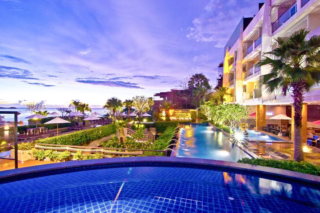 территория отеля Sea Sun Sand Resort & Spa
