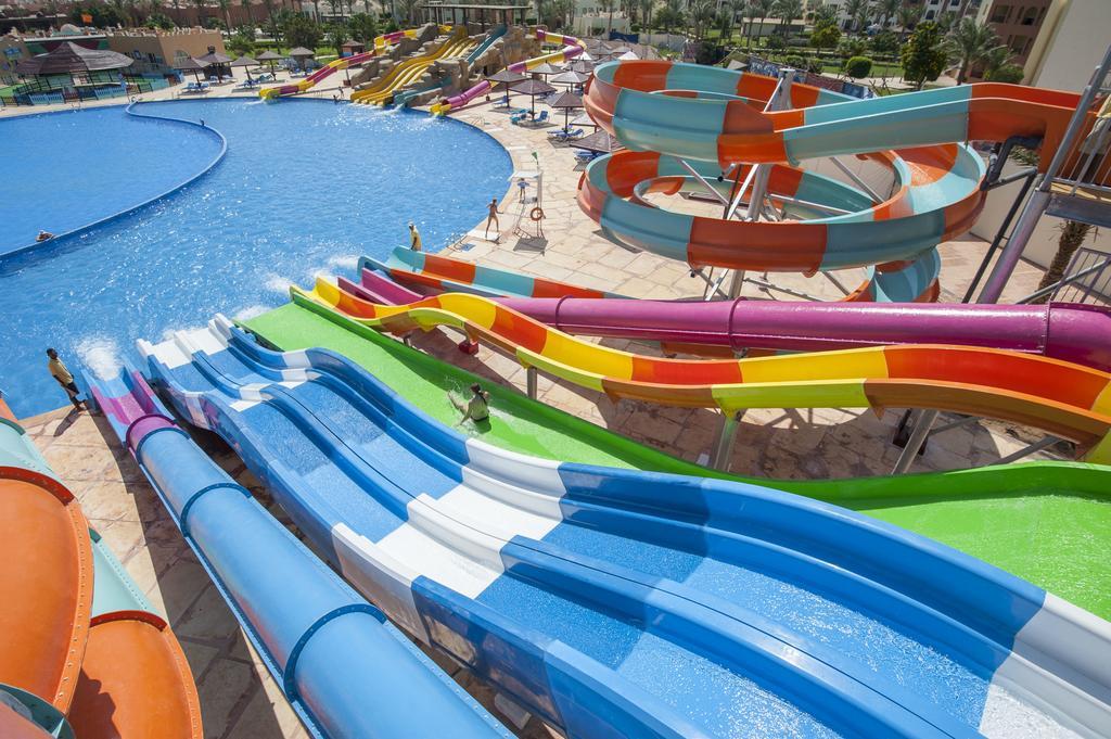аквапарк отеля Sunrise Royal Makadi Aqua Resort