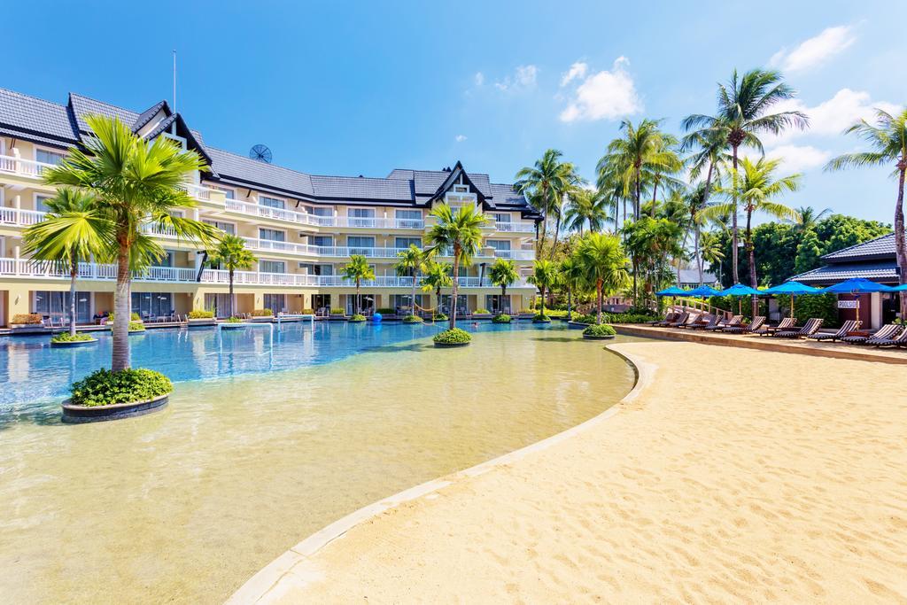 бассейн отеля Angsana Laguna Phuket (Ex. Sheraton Grande Laguna)