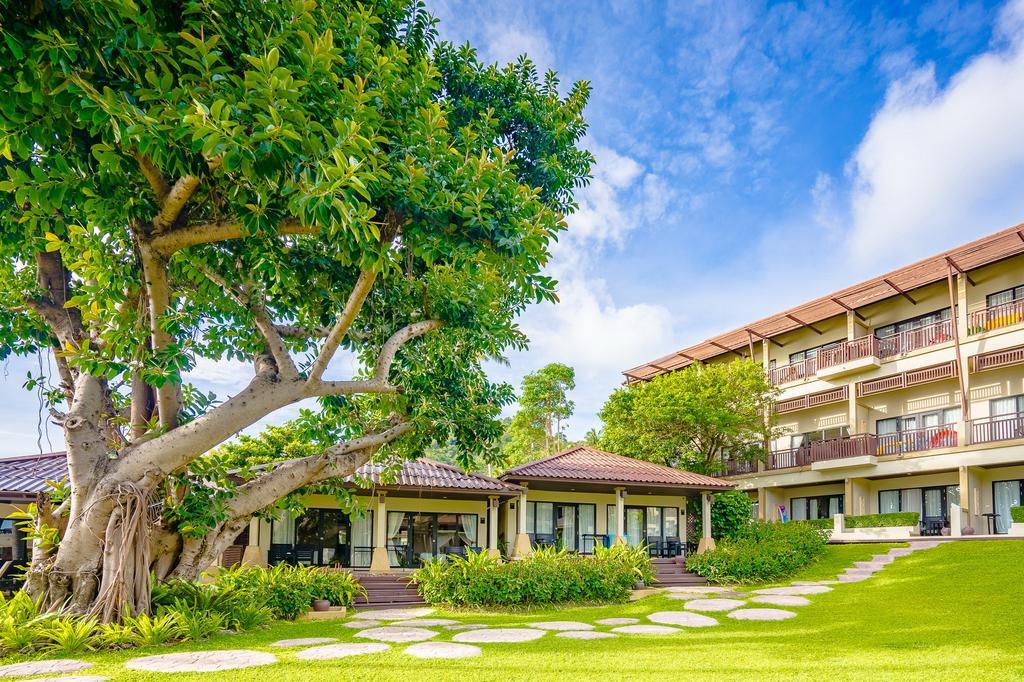 корпус отеля Impiana Resort Chaweng Noi