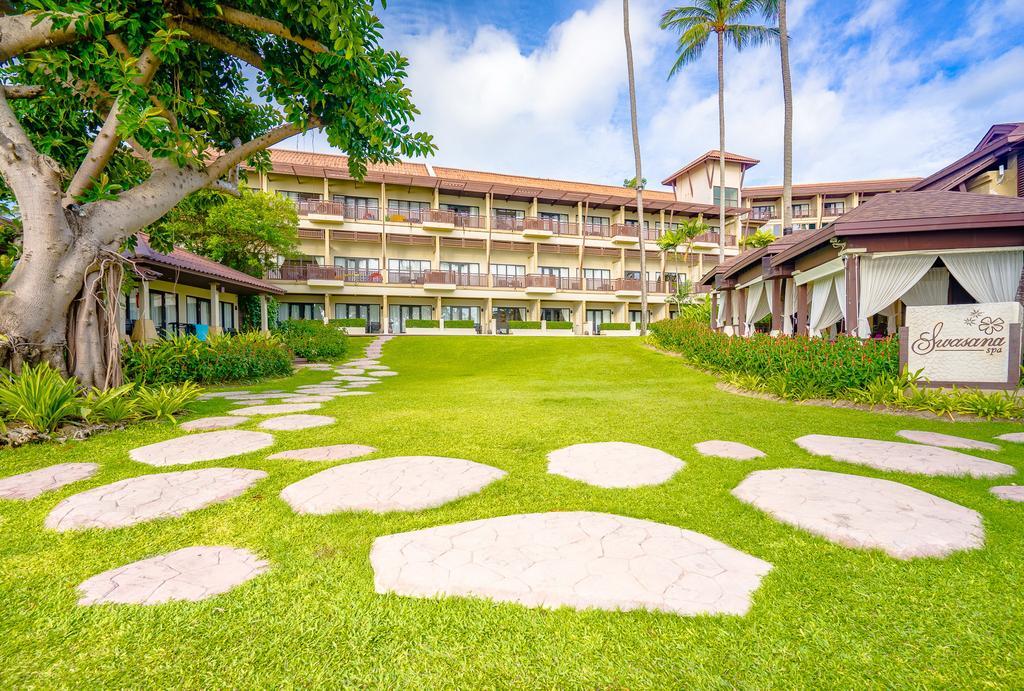 территория отеля Impiana Resort Chaweng Noi