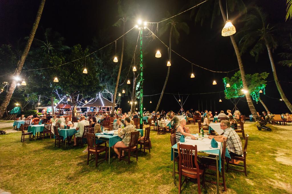 ресторан отеля Koh Chang Paradise Resort