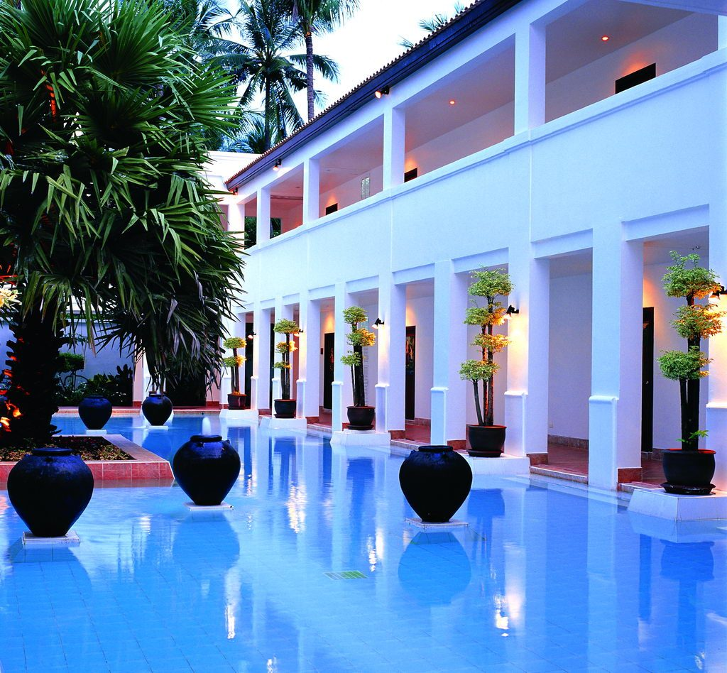 корпус отеля Samui Palm Beach Resort