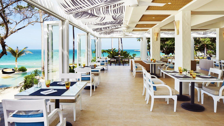 ресторан отеля Sheraton Samui Resort (ex. Imperial Samui Beach)