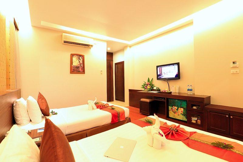 номер отеля Koh Chang Paradise Resort
