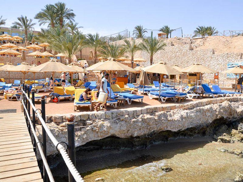 пляж отеля Xperience Sea Breeze Resort