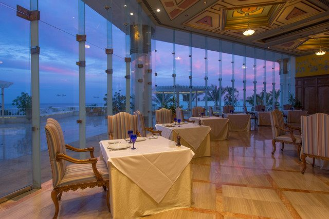 ресторан отеля Monte Carlo Sharm Resort & SPA