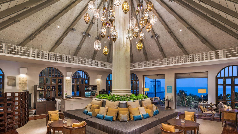 корпус отеля Sheraton Samui Resort (ex. Imperial Samui Beach)
