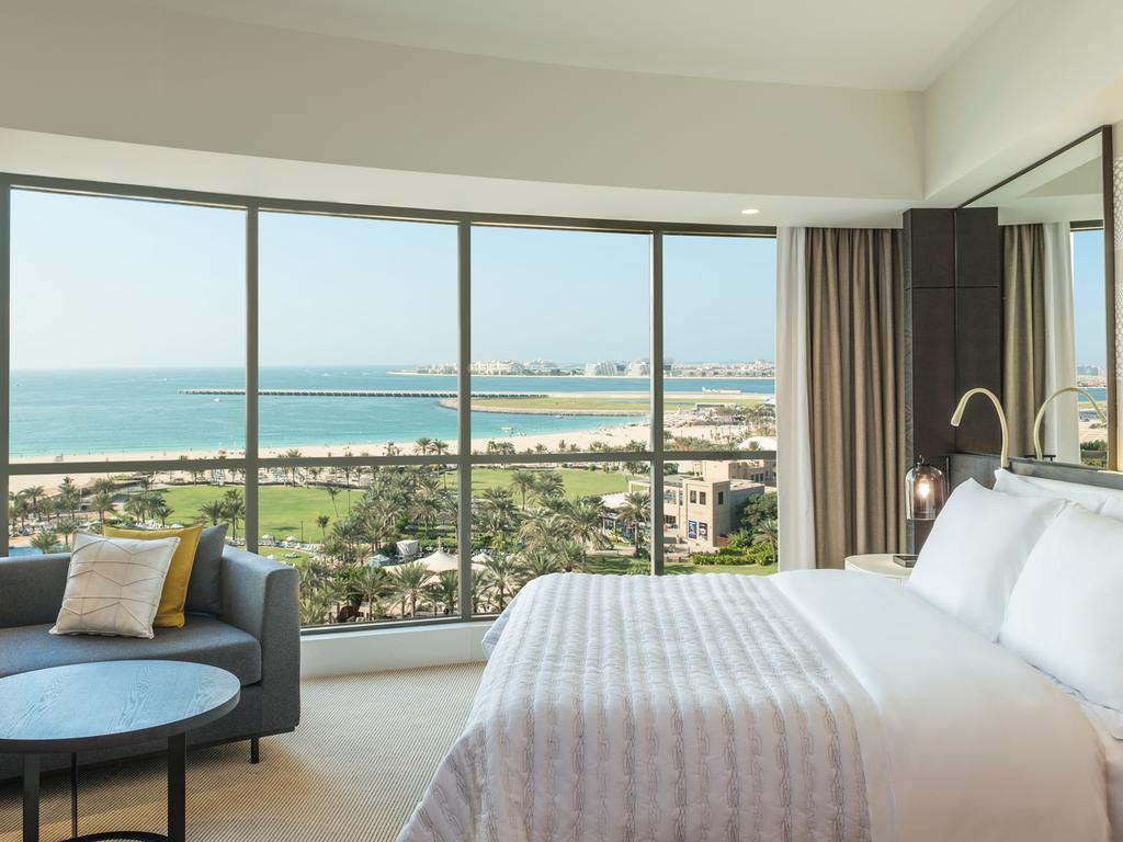 номер отеля Le Royal Meridien Beach Resorts & Spa Dubai