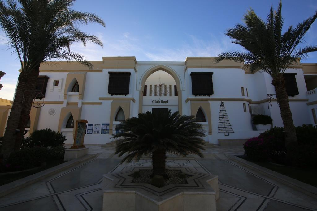 корпус отеля Club Reef Hotel