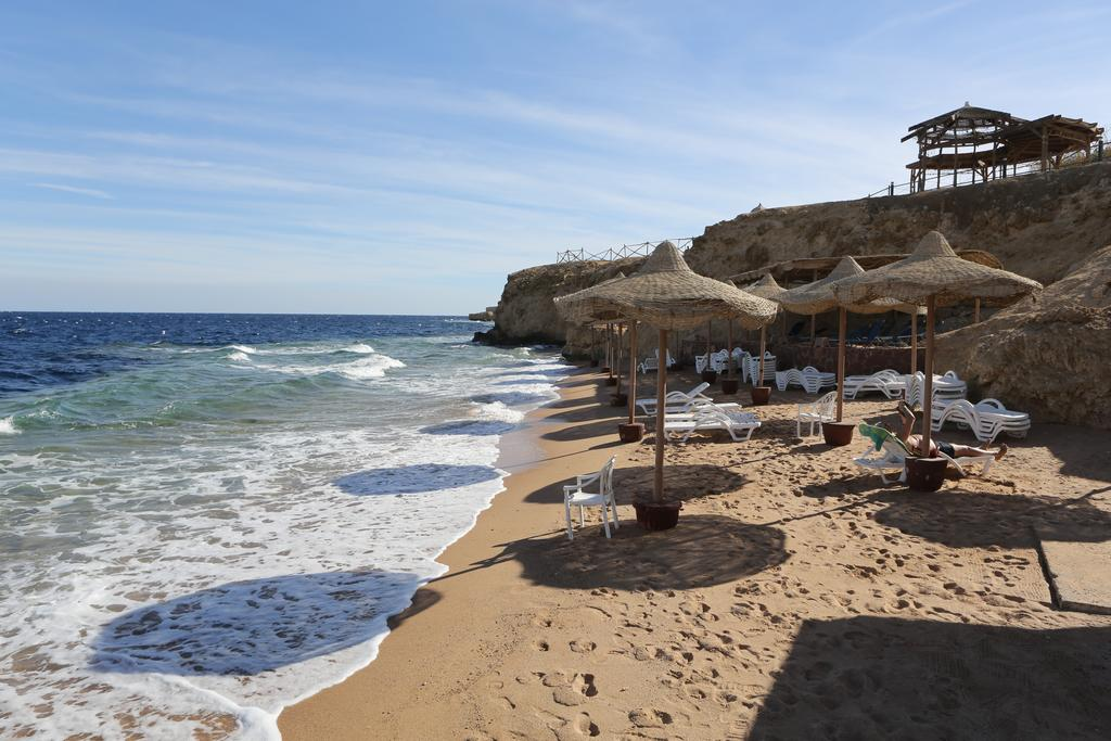 пляж отеля Club Reef Hotel
