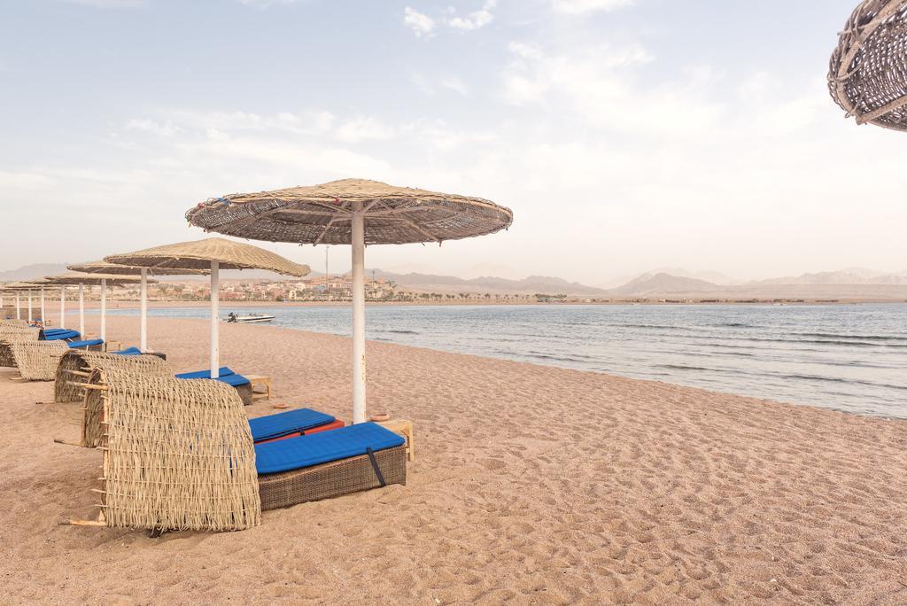 пляж отеля Barcelo Tiran Sharm