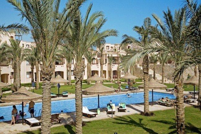 территория отеля Tamra Beach Resort
