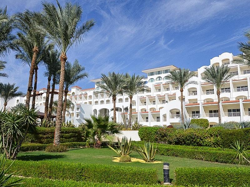 корпус отеля Siva Sharm Resort & Spa