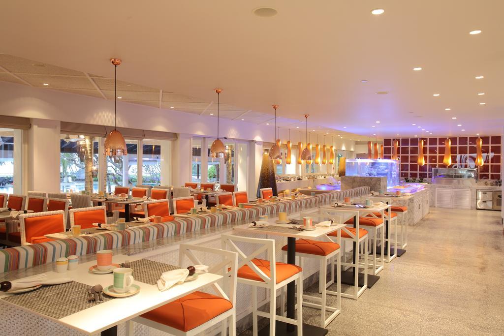 ресторан отеля Vivanta By Taj - Bentota