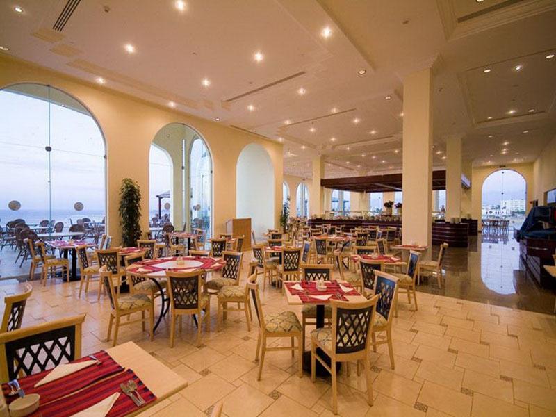 ресторан отеля Siva Sharm Resort & Spa