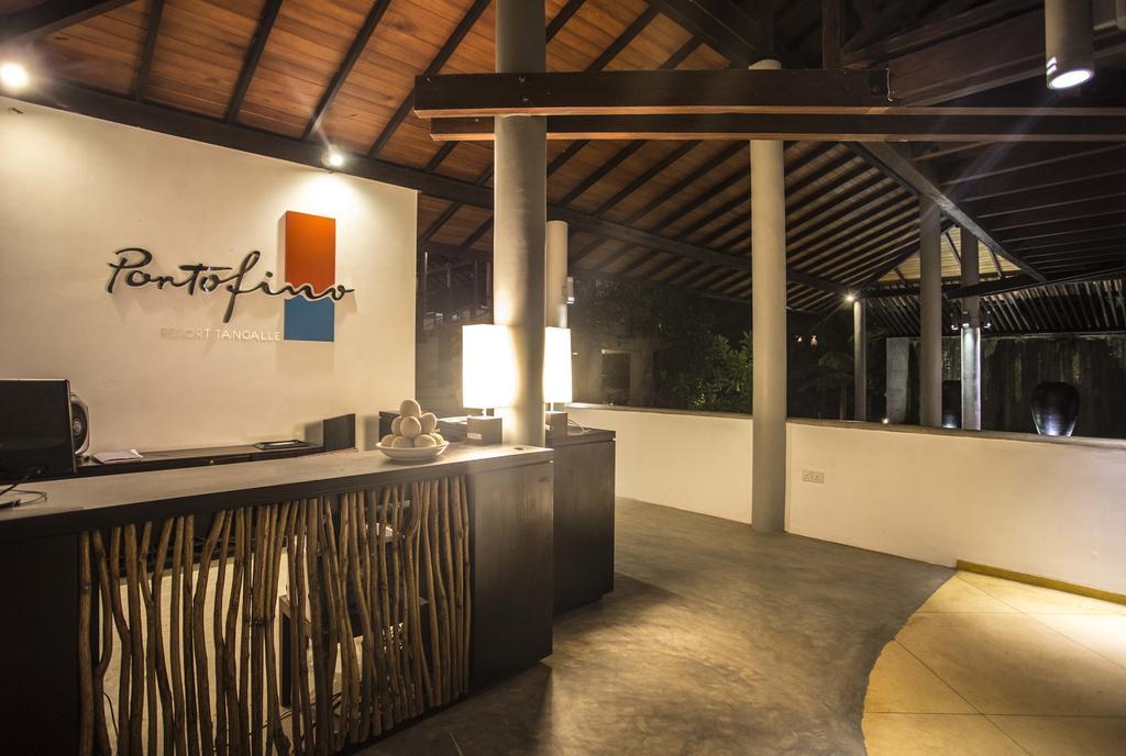 ресепшн отеля Portofino Resort Tangalle