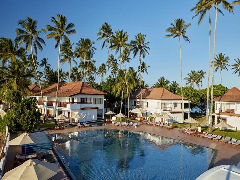 корпус отеля Dickwella Resort & Spa