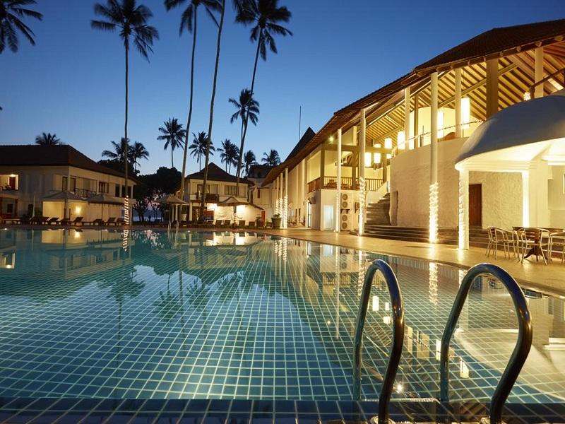 отдых в отеле Dickwella Resort & Spa