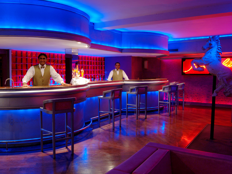 бар отеля Royal Palms Beach Hotel