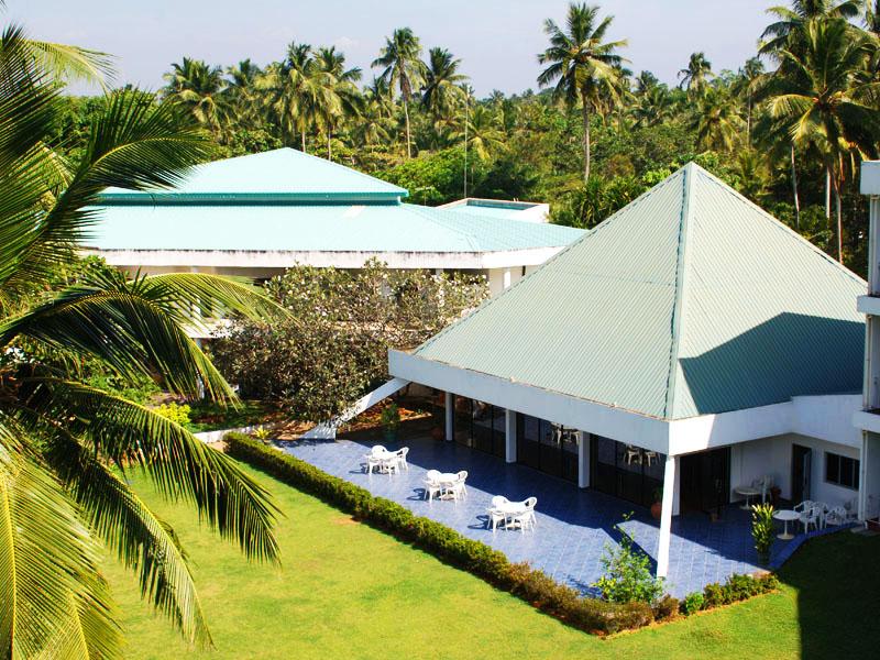 территория отеля Villa Ocean View