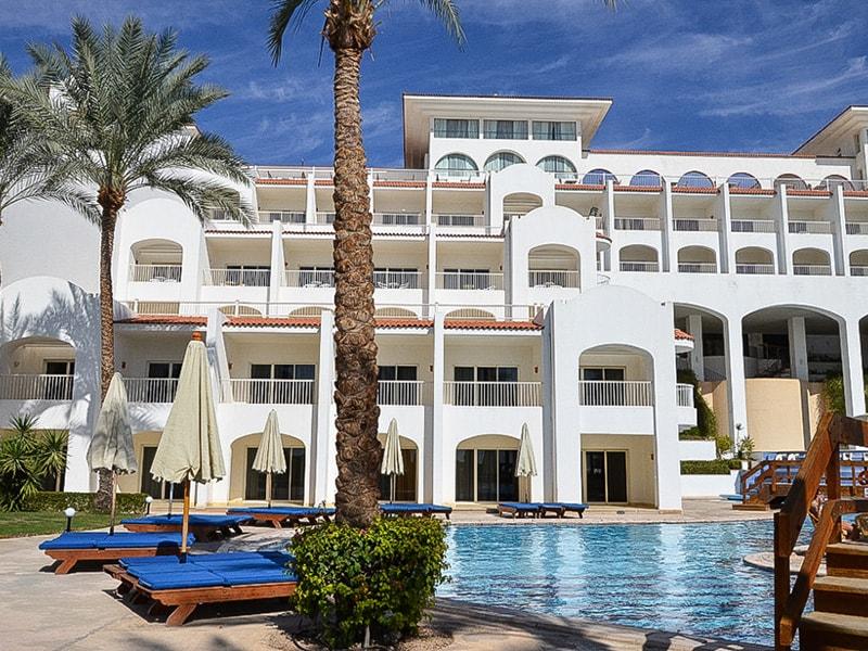 бассейн отеля Siva Sharm Resort & Spa