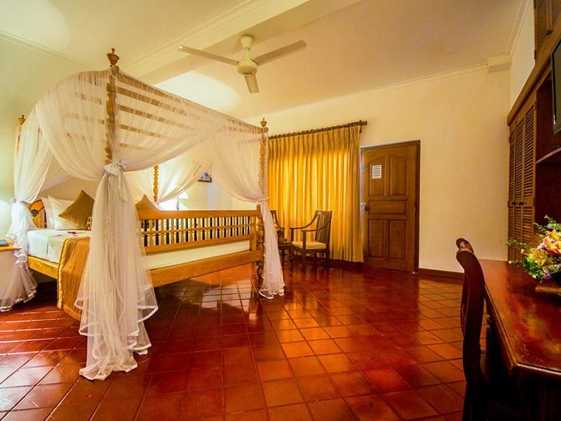 номер отеля Dickwella Resort & Spa
