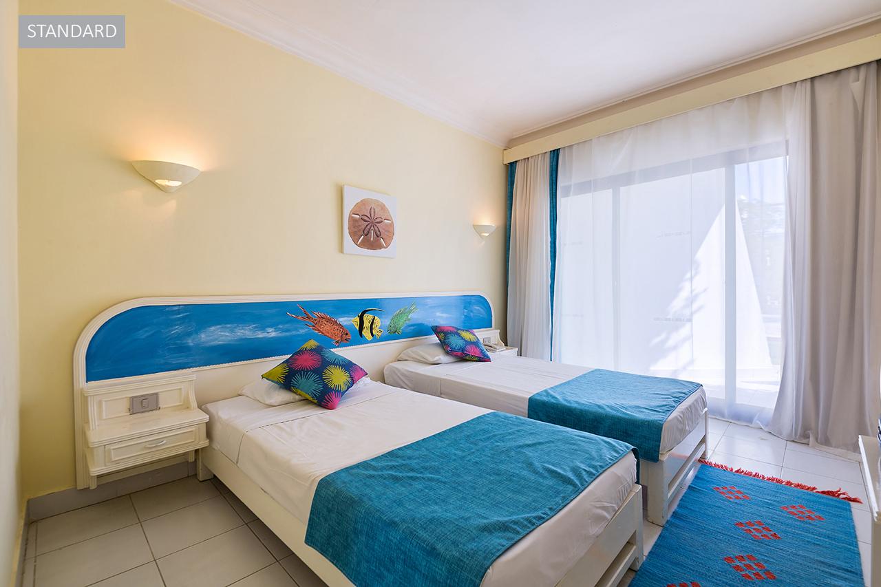 номер отеля The Grand Hotel Hurghada