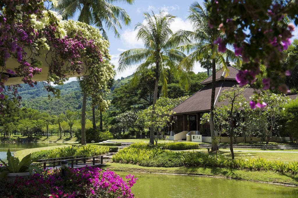 спа отеля Hilton Arcadia Phuket