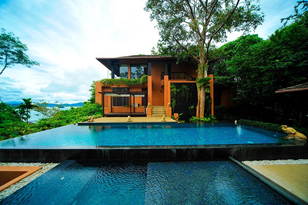 вилла отеля Sri Panwa Phuket