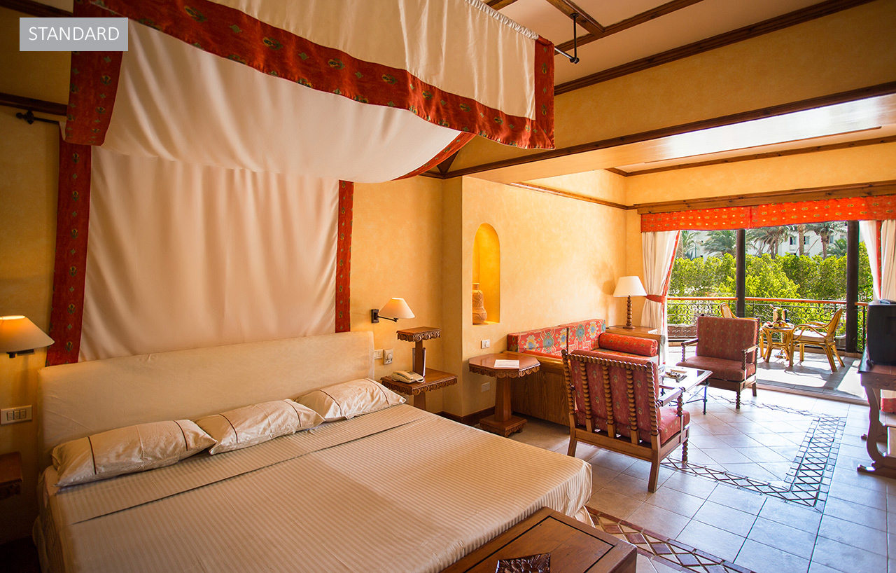 номер отеля The Grand Resort Hurghada