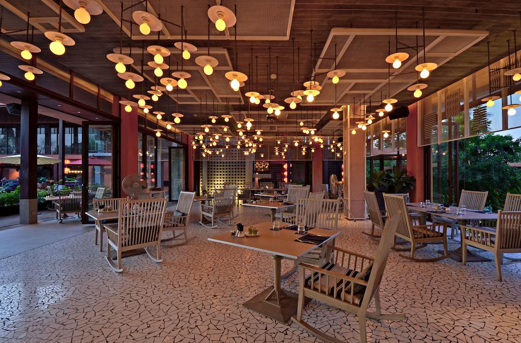 ресторан отеля Sri Panwa Phuket