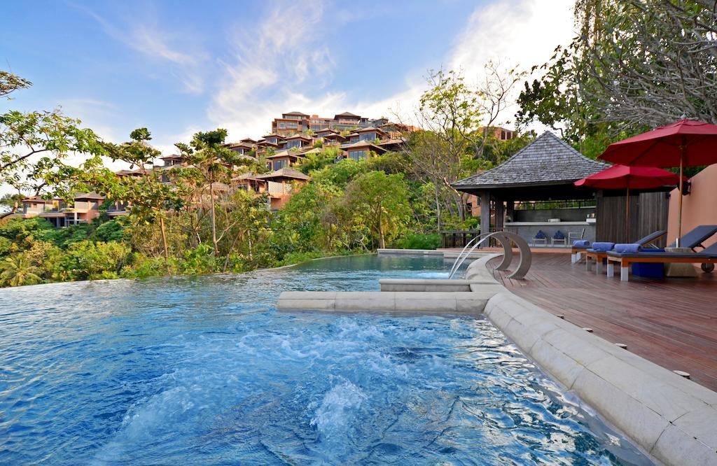бассейн отеля Sri Panwa Phuket