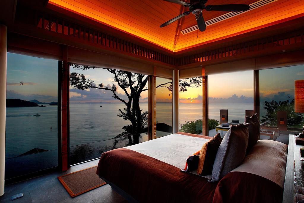 номер отеля Sri Panwa Phuket