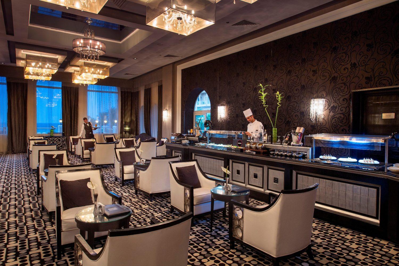 ресторан отеля Premier Le Reve Hotel & Spa