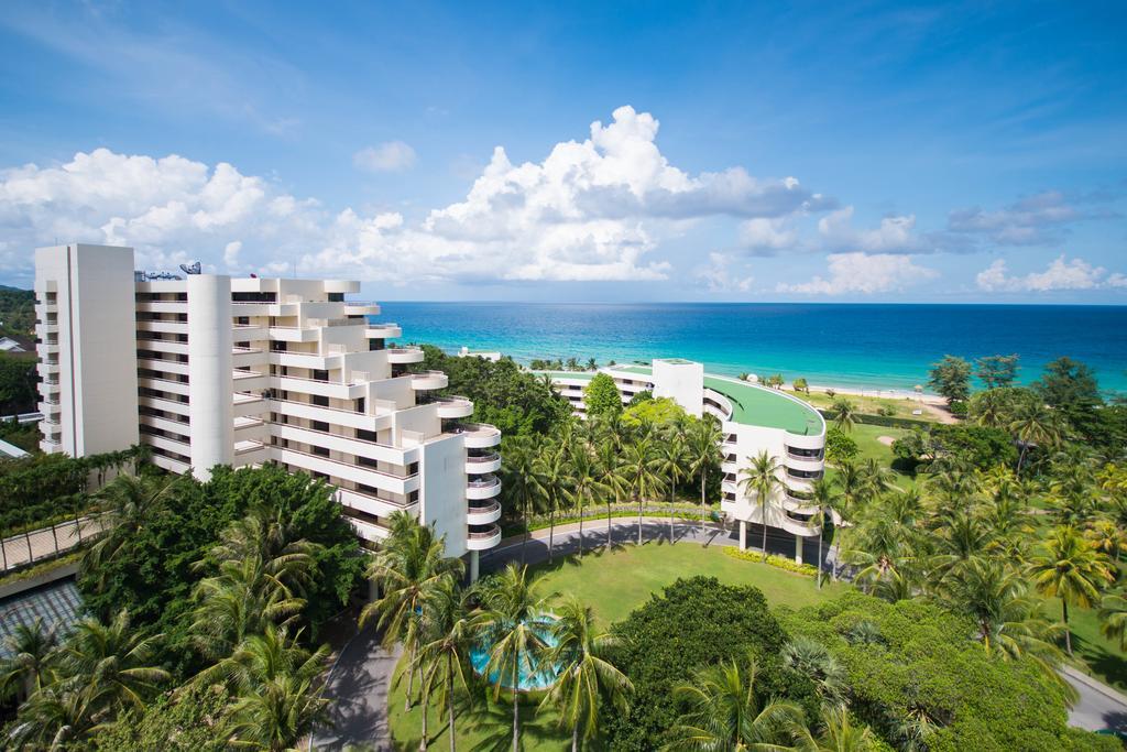 вид отеля Hilton Arcadia Phuket