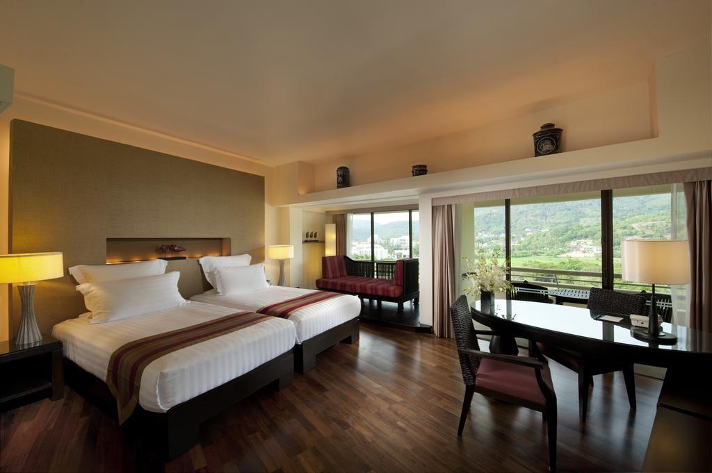 номер отеля Hilton Arcadia Phuket