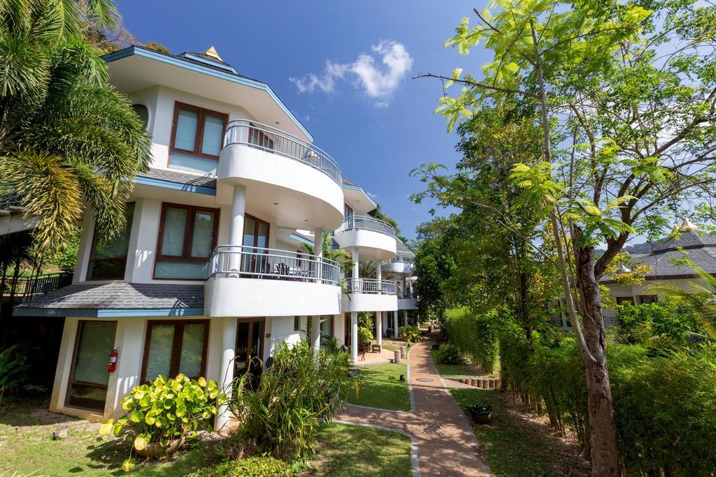 корпуса отеля Krabi Resort