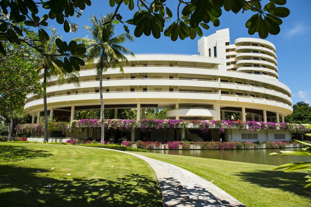 корпус отеля Hilton Arcadia Phuket